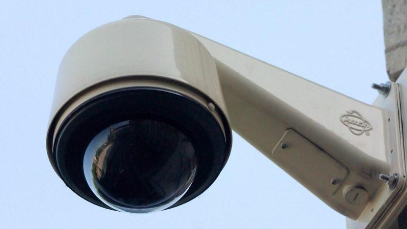 système vidéo surveillance professionnelle