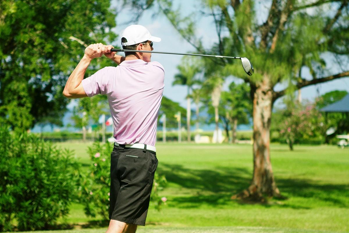 Simulateur de golf pour la maison : pratiquez quand vous le voulez !