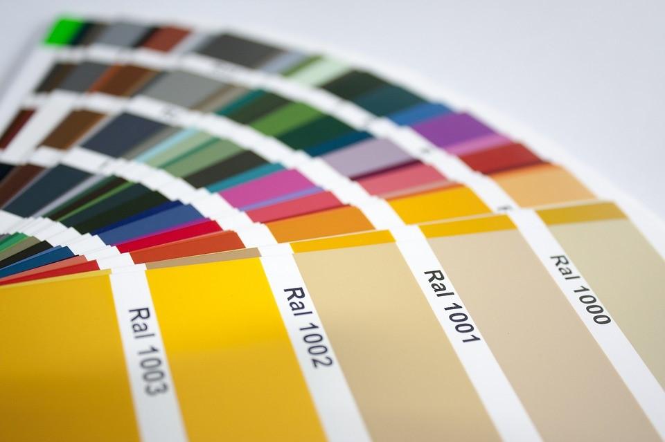 La palette RAL : un guide indispensable pour vos choix de couleur