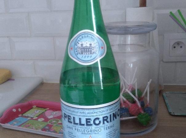Restez en bonne santé en buvant régulièrement des eaux minérales