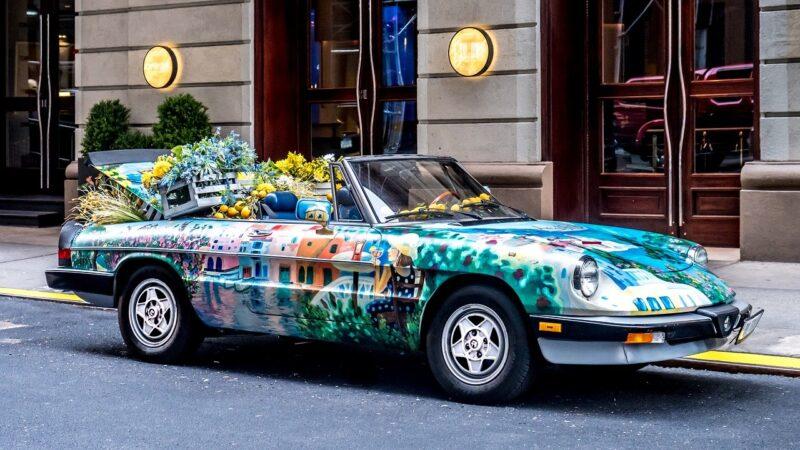 Peinture automobile : Comment repeindre sa voiture ? On vous explique tout