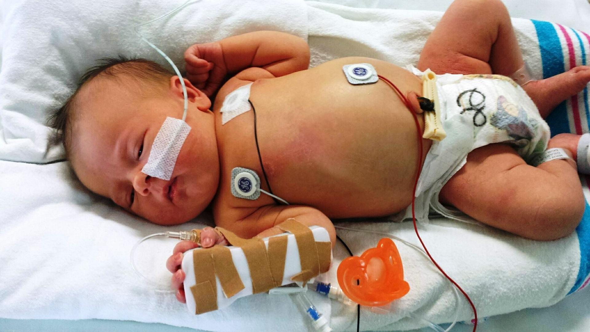 Fièvre chez les bébés